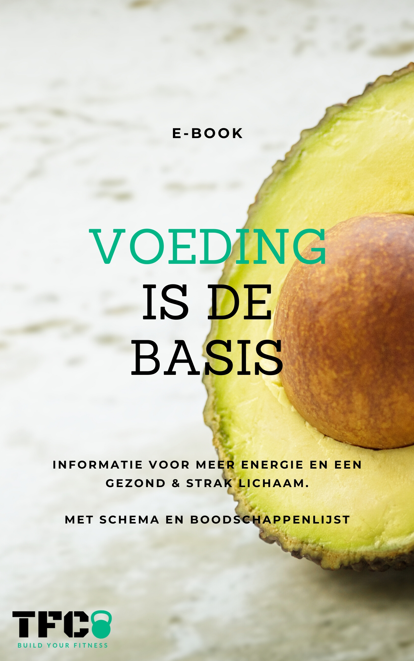 E-book Voeding is de basis